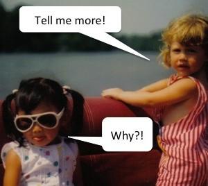子どもの質問
